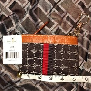 Kate Spade coin purse NEW